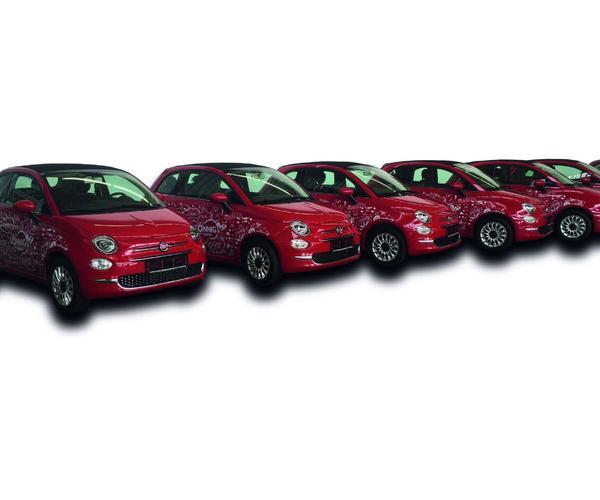Fahrzeugbeschriftung - Impressionen
